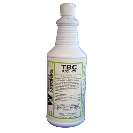 TOILET BOWL CLNR12 QT/CASE